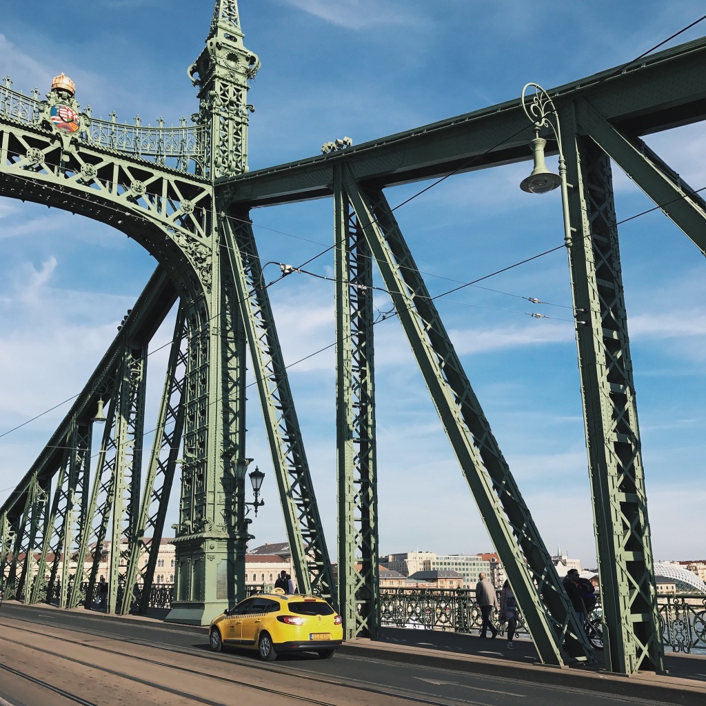 Budapest Travel Diary Reisebericht Tipps Blog Liberty Bridge